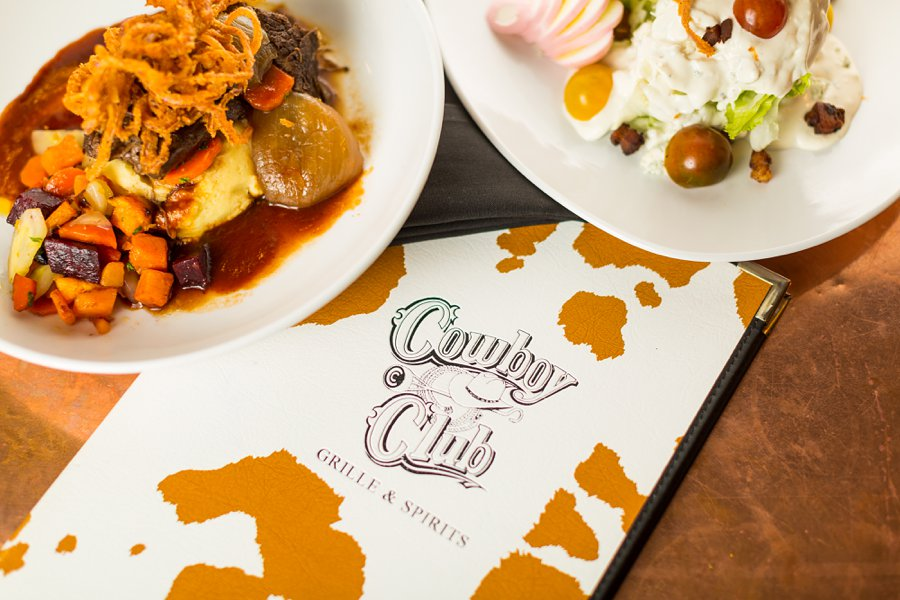 Sedona Restaurant Photographer – Cowboy Club