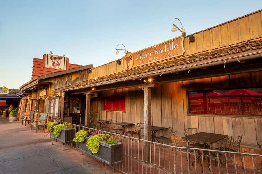 Cowboy Club - Sedona Restaurant Photographer 4