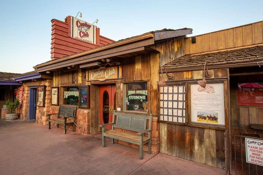 Cowboy Club - Sedona Restaurant Photographer 5
