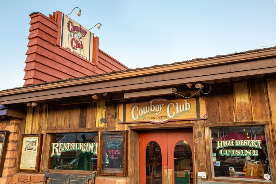 Cowboy Club - Arizona Food Photography 6