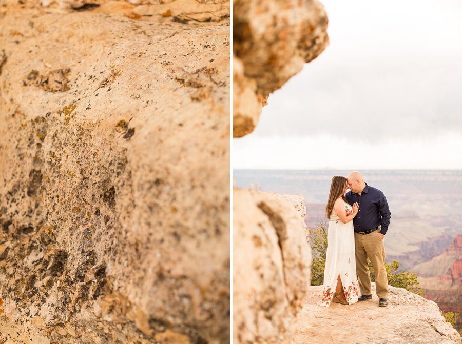 Emma and Dan - Grand Canyon National Park Engagement Photographer -8