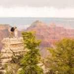 Emma and Dan - Grand Canyon National Park Engagement Photographer -1