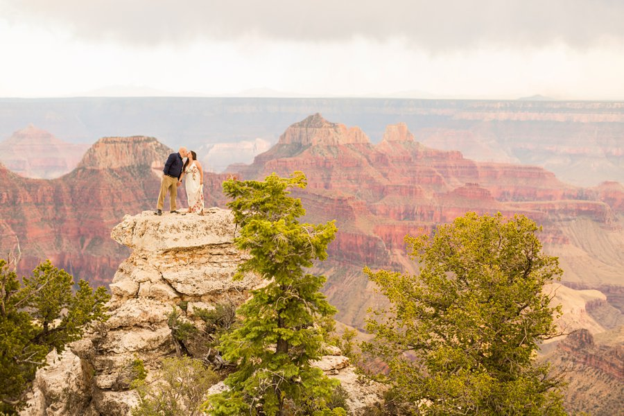 Emma and Dan: Grand Canyon National Park Engagement Photographer