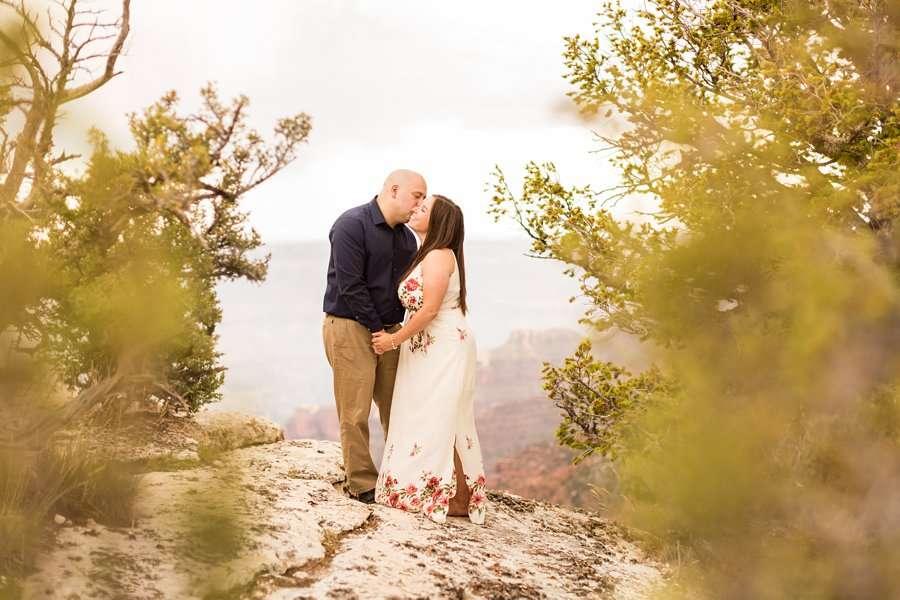 Northern Arizona Flagstaff Engagement Photographers -2