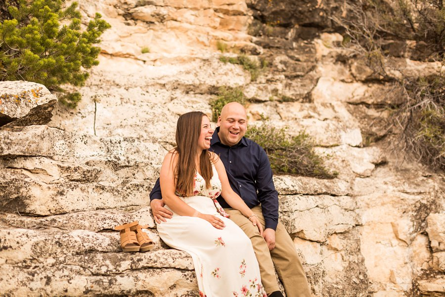 Northern Arizona Flagstaff Engagement Photographers: Emma and Dan 9