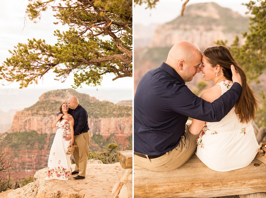 Emma and Dan: Northern Arizona Flagstaff Engagement Photographers 86