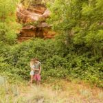Oak Creek Sedona Portrait Photographer – Gabby and Spencer