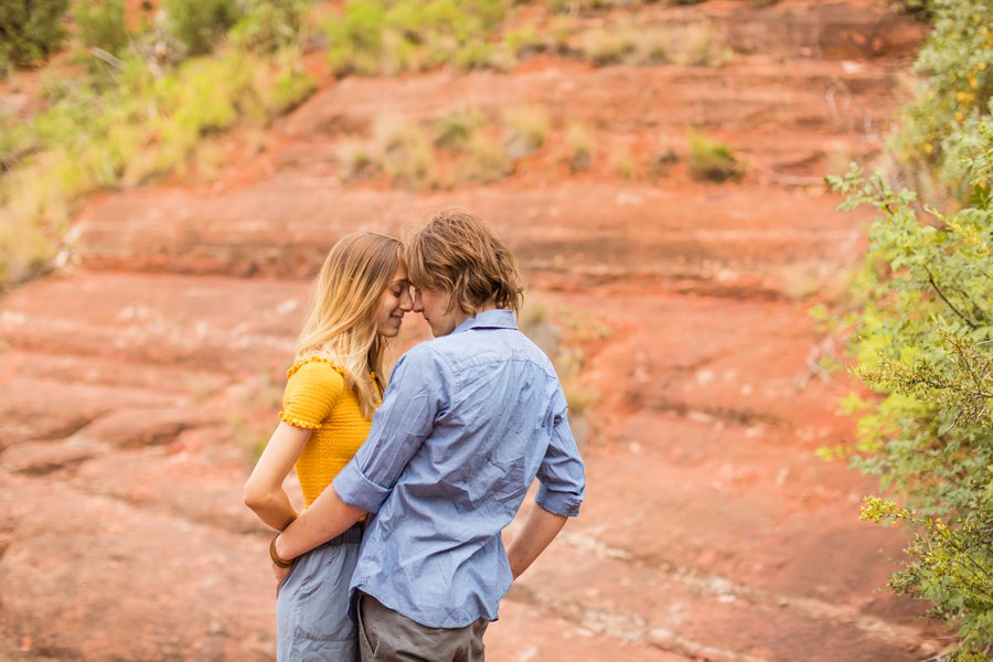 Northern AZ Engagement Photography - Gabby and Spencer 15