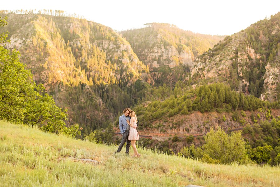 Northern AZ Engagement Photography - Gabby and Spencer 22