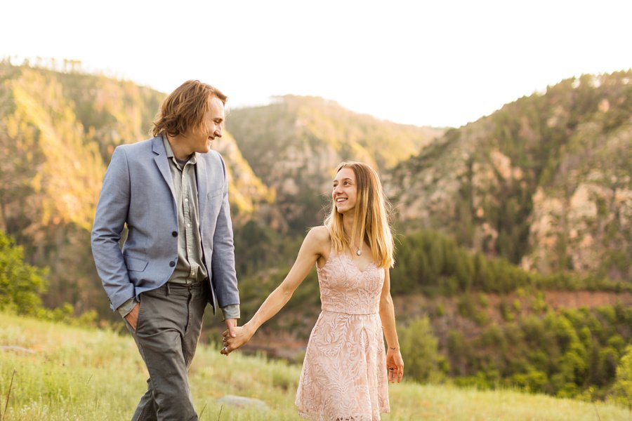Northern AZ Engagement Photography - Gabby and Spencer 23