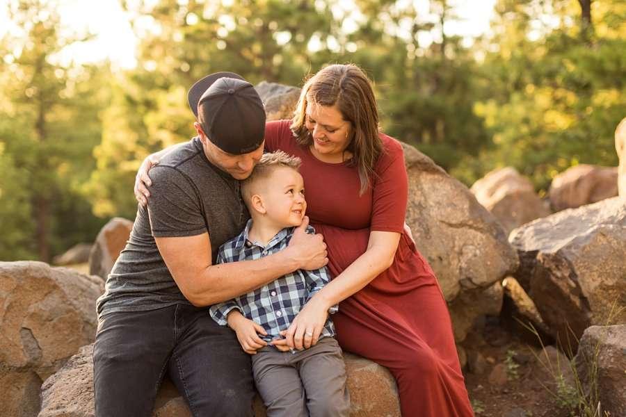 Hollowell Family - Sedona AZ Family Photography 01