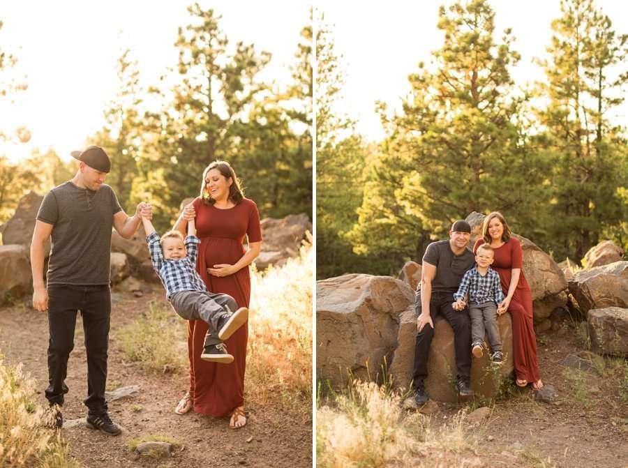 Hollowell Family - Sedona AZ Family Photography 02