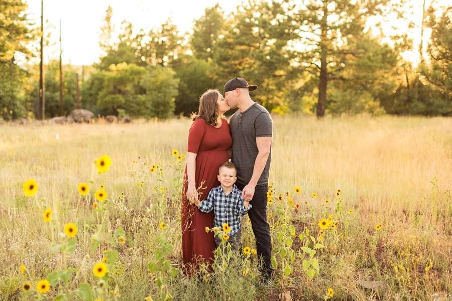 Hollowell Family - Flagstaff Arizona Photographer 01