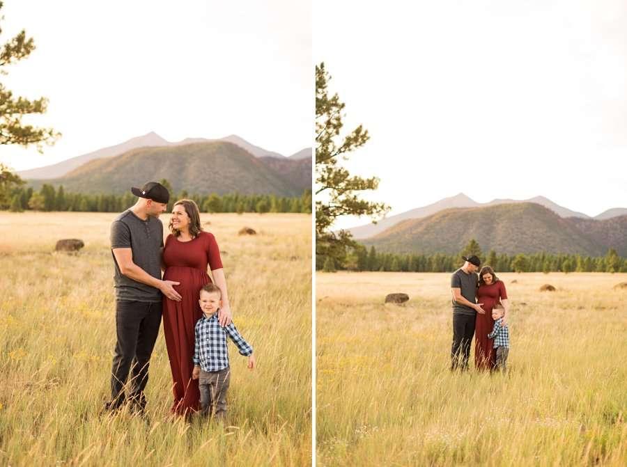 Hollowell Family - Sedona AZ Family Photography 5857