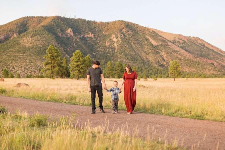 Hollowell Family - Sedona AZ Family Photography 100