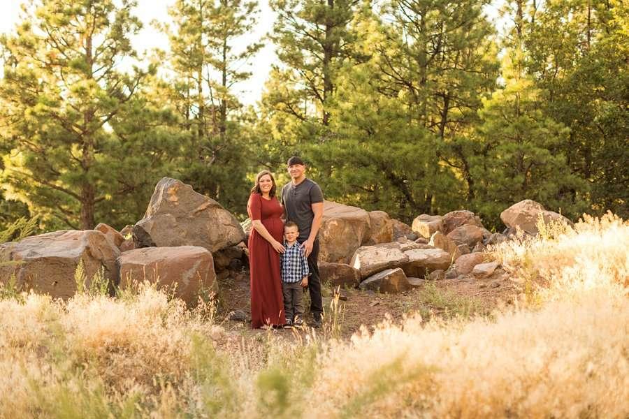 Hollowell Family - Sedona AZ Family Photography