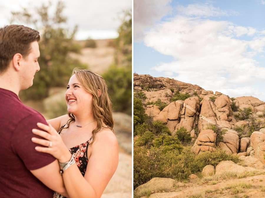 Jessie and Jonah - Northern Arizona Couple Photography 01