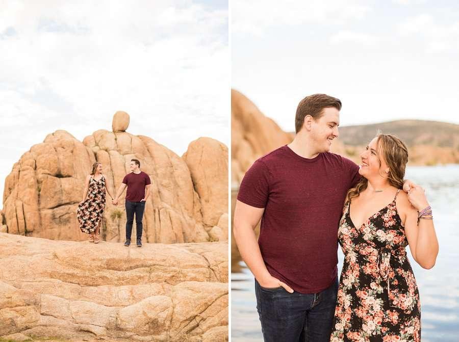 Jessie and Jonah - Northern Arizona Engagement and Wedding Photography 011