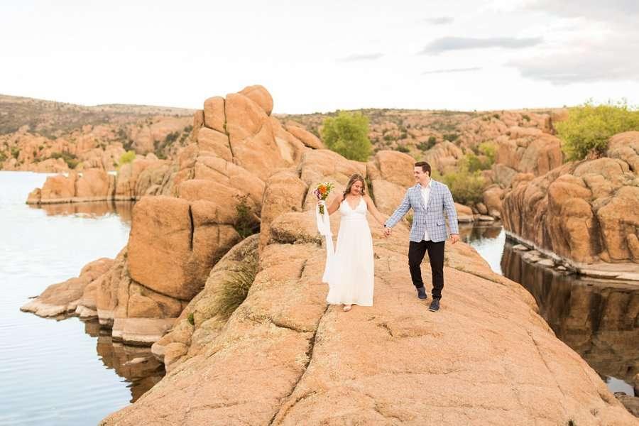 Jessie and Jonah - Northern Arizona Engagement and Wedding Photography 013
