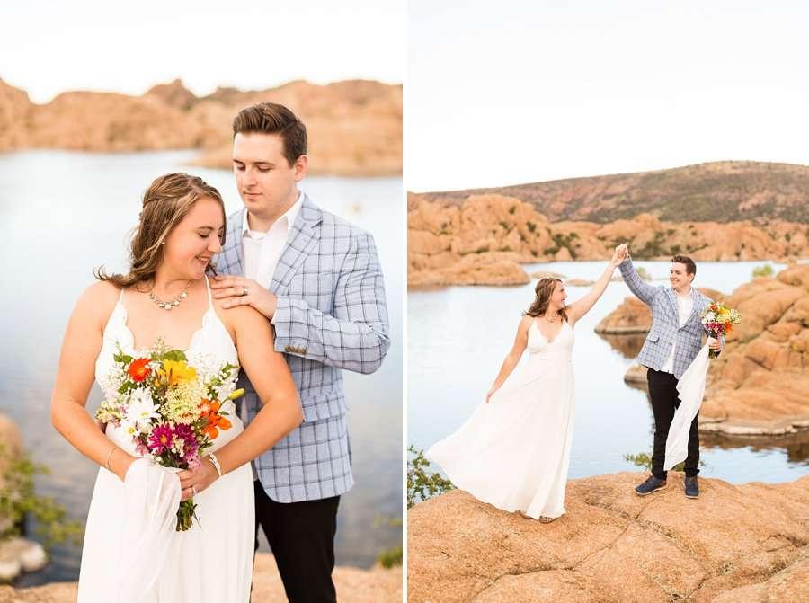 Jessie and Jonah - Prescott Arizona Engagement and Wedding Photographer 018