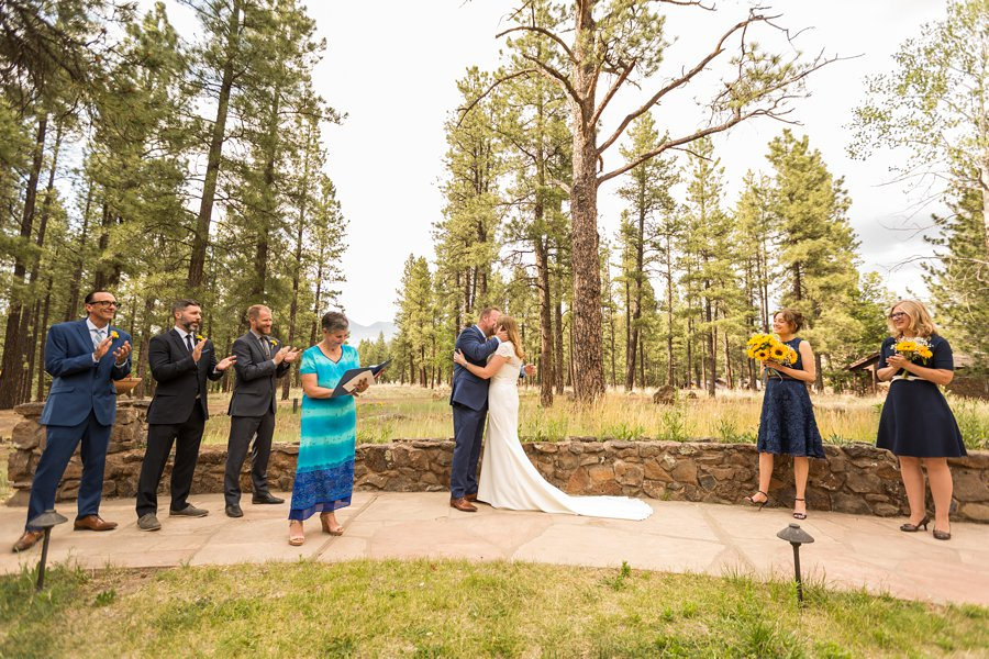 Northern Arizona Elopement Photographers: Jocelyn and Tyler -13