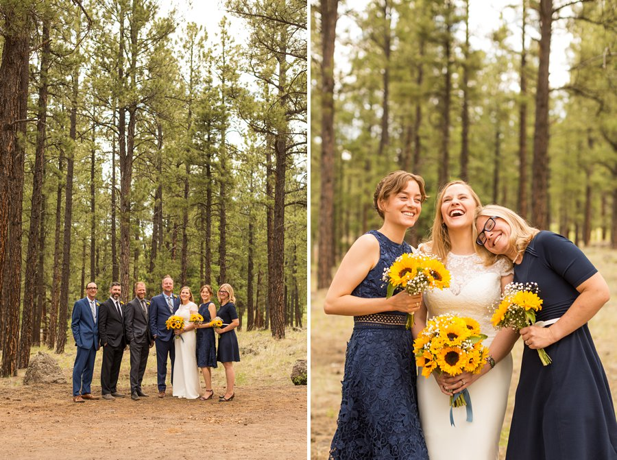 Northern Arizona Elopement Photographers: Jocelyn and Tyler -12