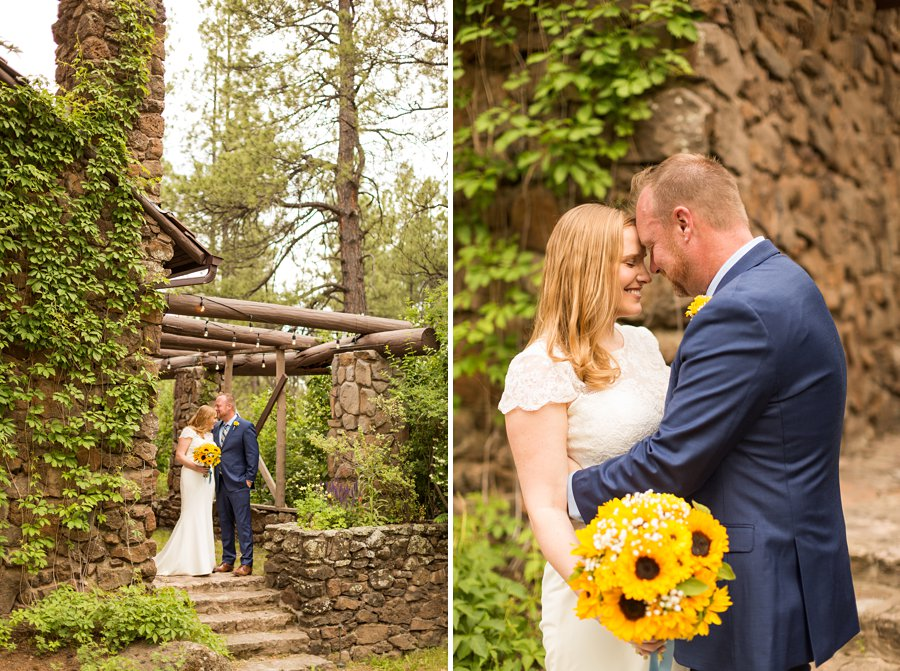 Northern Arizona Elopement Photographers: Jocelyn and Tyler -24