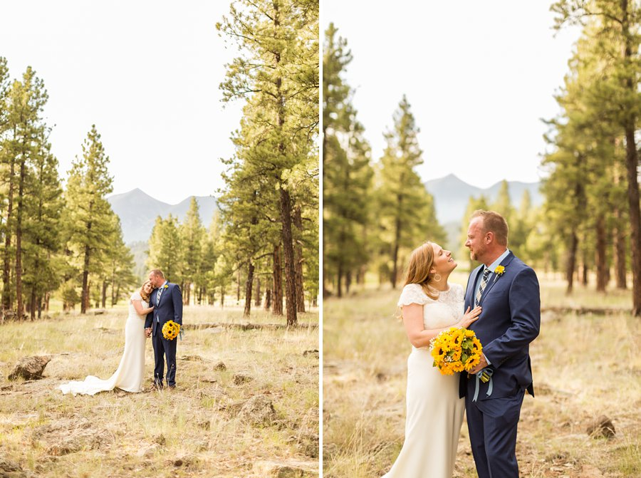 Northern Arizona Elopement Photographers: Jocelyn and Tyler -4