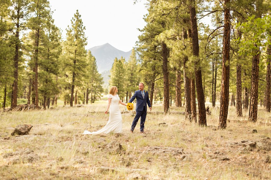 Jocelyn and Tyler: Northern Arizona Elopement Photographers -7