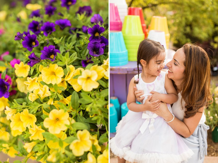 Kasem - Violas Flower Garden Family Photographer 4