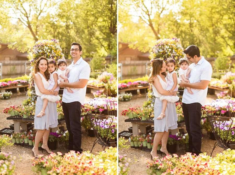 Kasem - Violas Flower Garden Family Photographer 2