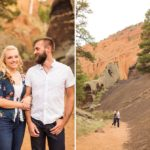 Kate and Matt – Flagstaff Couple Photography