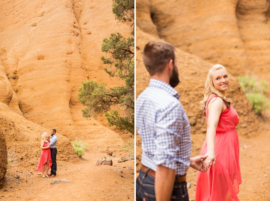 Kate and Matt - Flagstaff Couple Photography 9