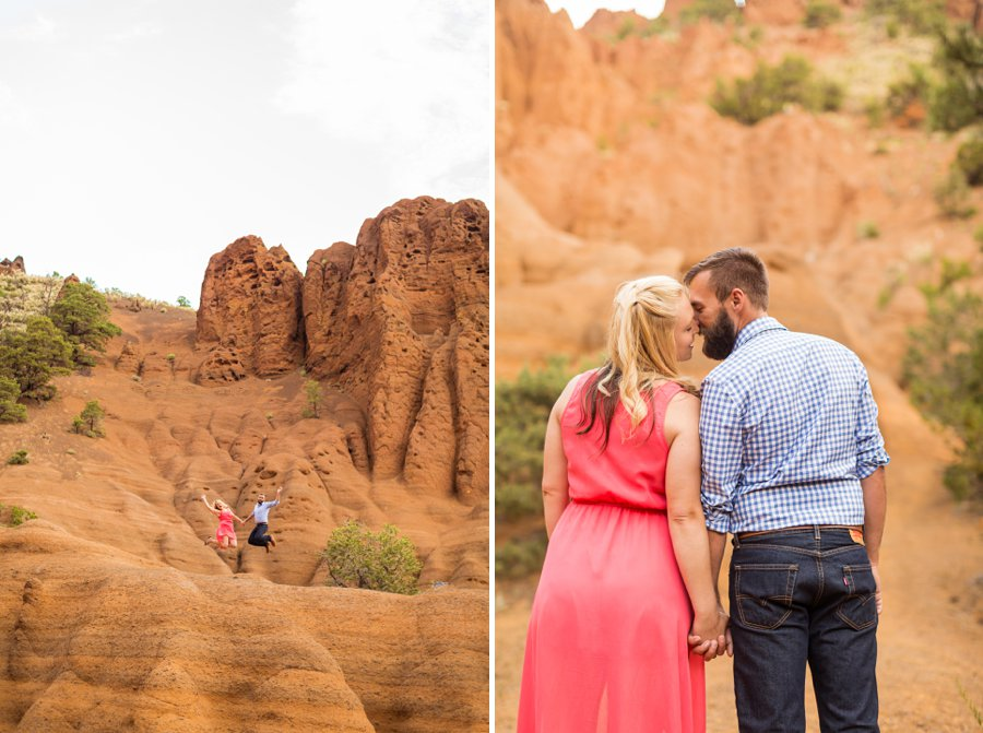 Kate and Matt - Flagstaff Couple Photography 14