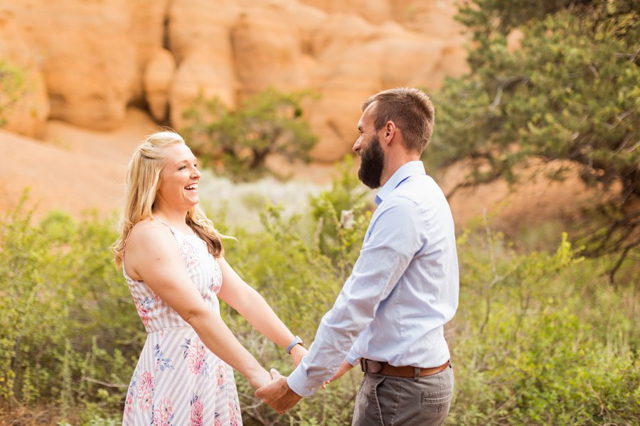 Kate and Matt - Flagstaff Couple Photography 17