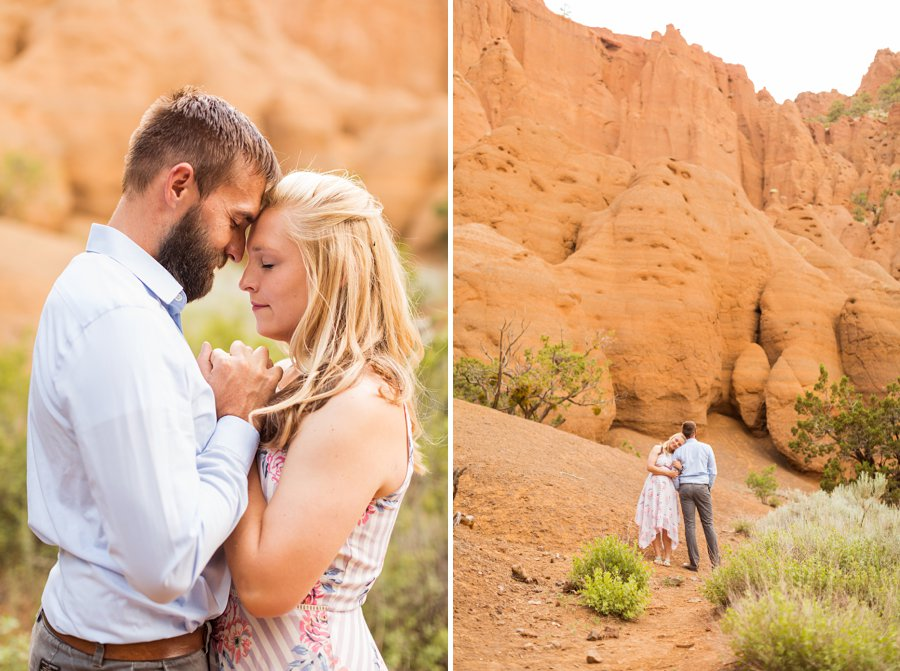Kate and Matt - Flagstaff Couple Photography 16