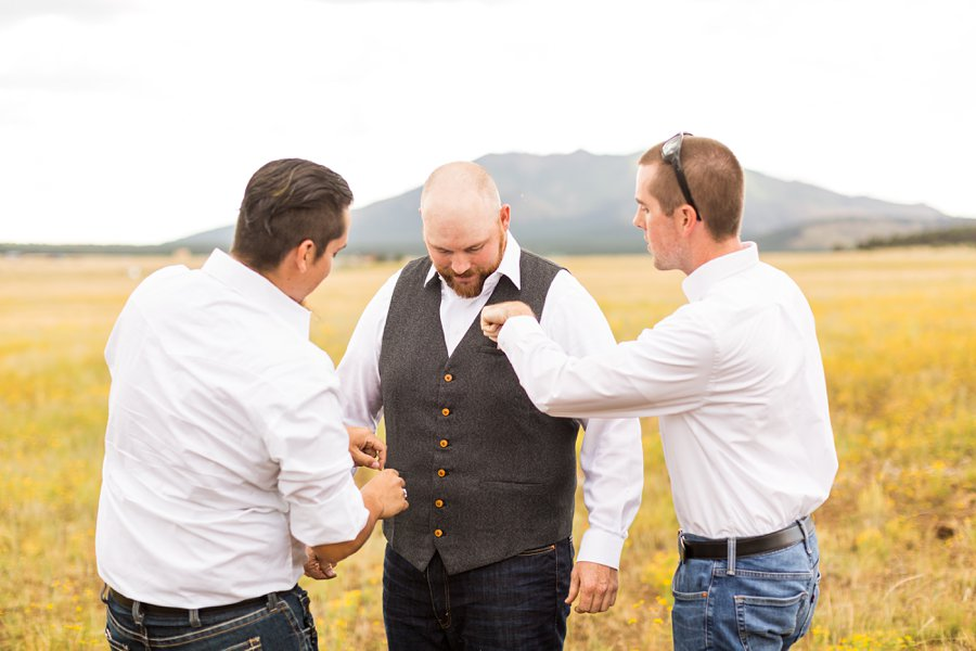 Katie and Mark - Northern Arizona Elopement Photography - 2