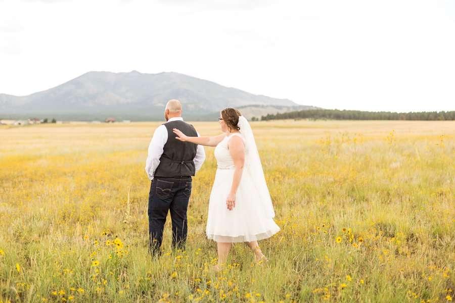 Katie and Mark - Northern Arizona Elopement Photography - 7
