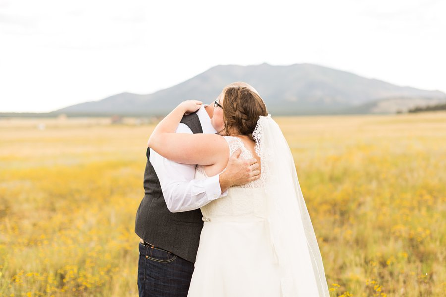 Katie and Mark - Northern Arizona Elopement Photography - 10