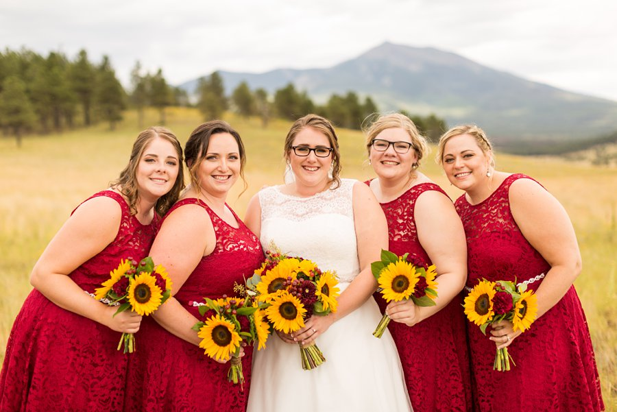 Katie and Mark - Northern Arizona Elopement Photography - 11