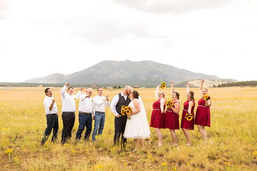 Katie and Mark - Northern Arizona Elopement Photography - 14