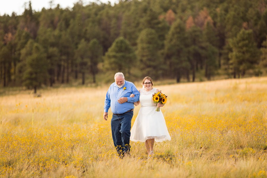Katie and Mark - Northern Arizona Elopement Photography - 19