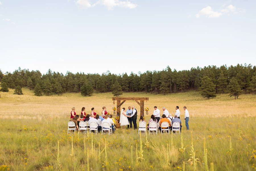 Katie and Mark - Northern Arizona Elopement Photography - 28
