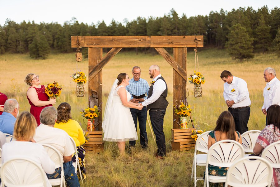 Katie and Mark - Northern Arizona Elopement Photography - 30