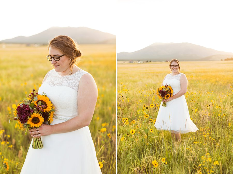 Katie and Mark - Northern Arizona Elopement Photography - 35