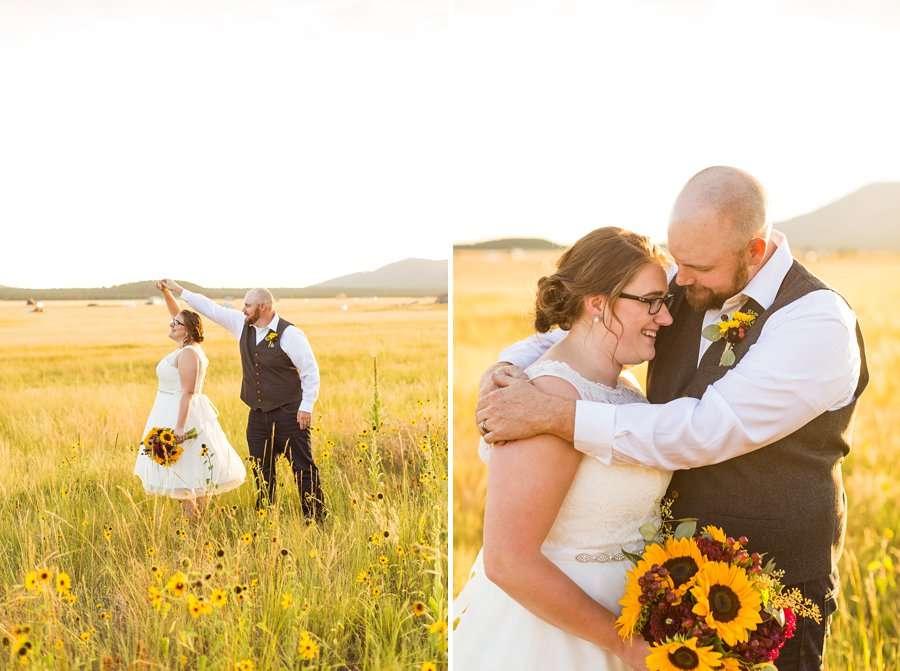 Katie and Mark - Northern Arizona Elopement Photography - 37