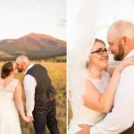 Northern Arizona Elopement Photography: Katie and Mark