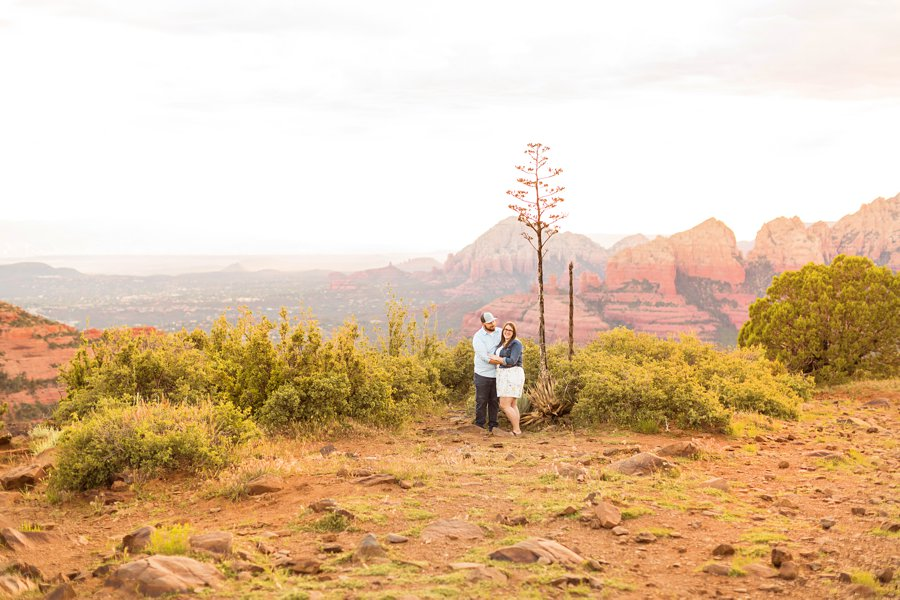 Katie and Mark - Flagstaff Couple Photography 6