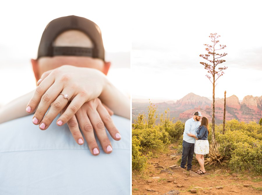 Katie and Mark - Flagstaff Couple Photography 7