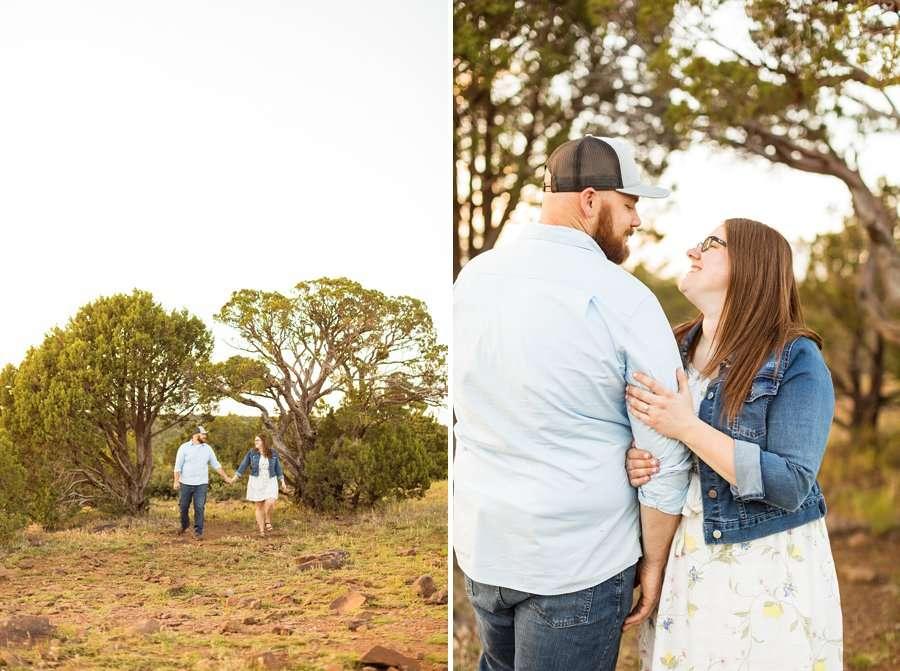 Katie and Mark - Sedona Engagement Photographers 11